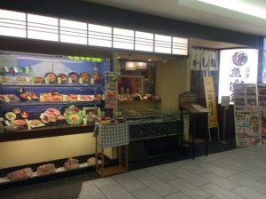 sushi,Uogashi,restaurant,sashimi,ricebowl,shizuoka,japan,standingsushibar,