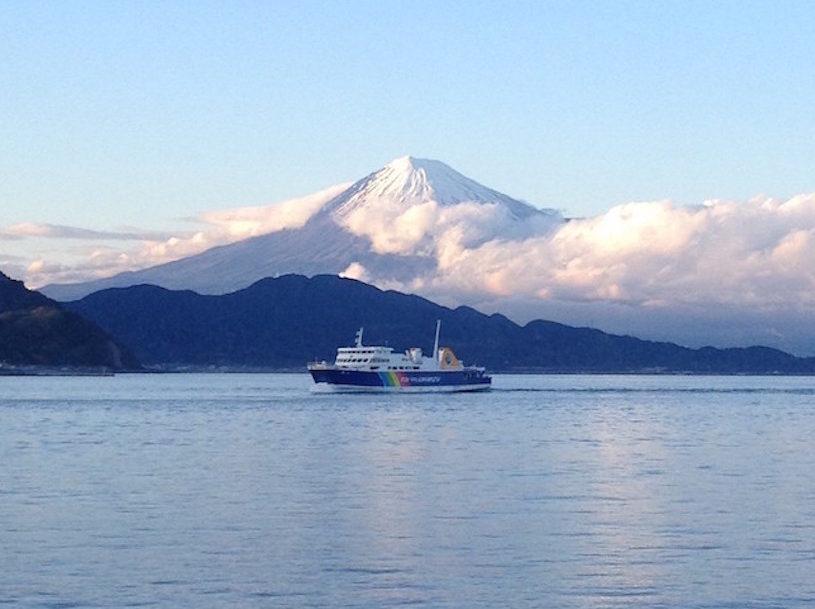 Mt.Fuji can be the biggest reason!