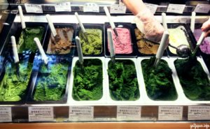 greentea,shizuoka,maccha,greenteaicecream,gelato,nanaya,go2japan,japantirip,